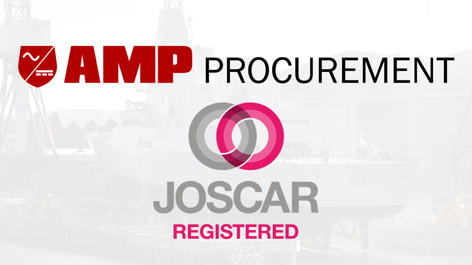 AMP Procurement JOSCAR