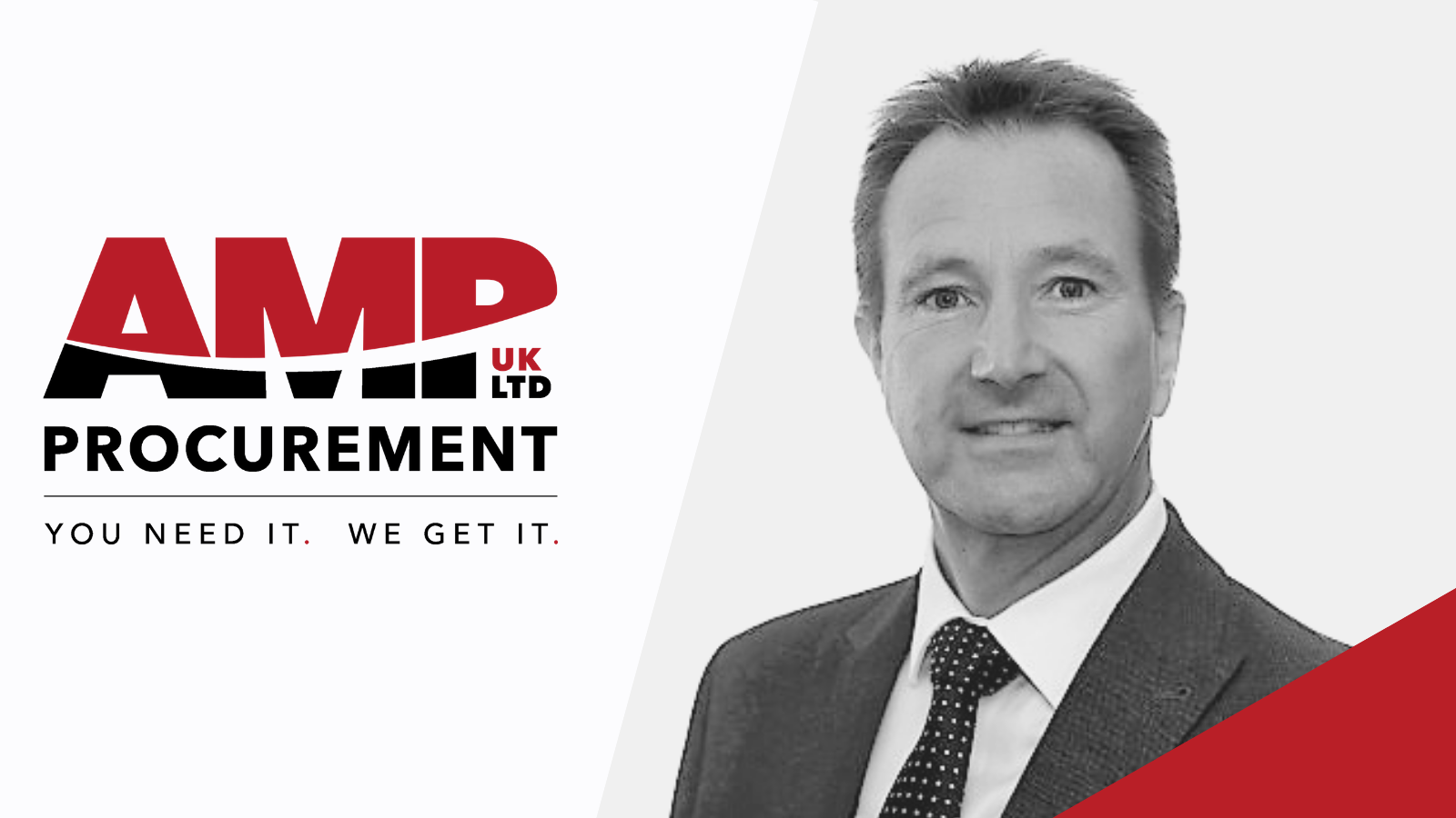 Introducing The New AMP Procurement CEO – Sandy Sheehan-Hepburn